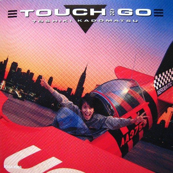 Toshiki Kadomatsu - Lucky lady feel so good dans Funk & Autres touchandgo