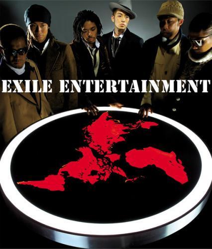 EXILE - New Jack Swing dans Funk & Autres Cover